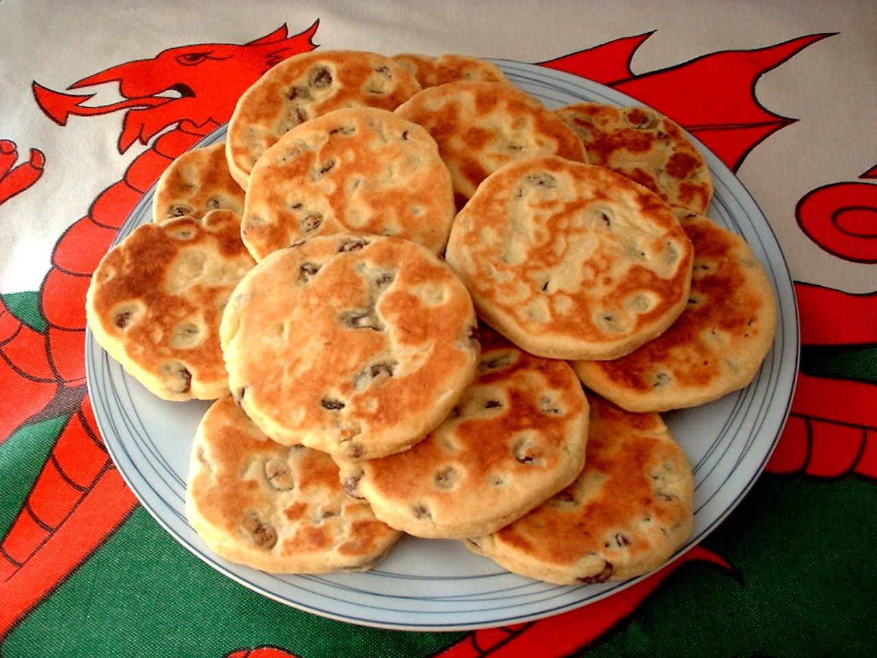 Rhys's Welsh cakes